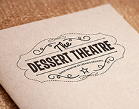 The Dessert Theatre - Concept Branding