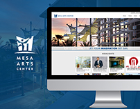 Mesa Arts Center Website Redevelopment