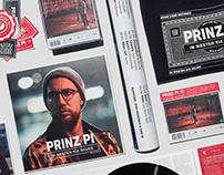 »Prinz Pi« Im Westen Nix Neues. Record Design