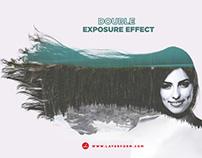 Double Exposure Effect Tutorial