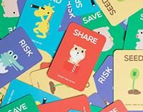 2019财商教育游戏包装/FQ Educational Game Packaging in 2019