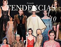 Fernanda Magazine fashion report