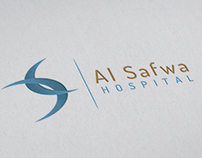 Al-Safwa Hospital Branding