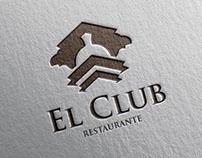 El Club Restaurante / Branding