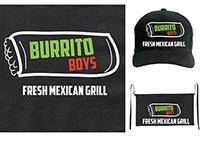 Burrito Boys India // branding work