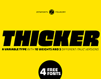 The energy type for your design workout (4 free fonts!)