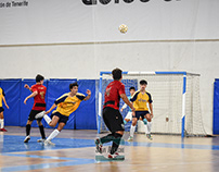 Futsal Juvenil | AD Duggi vs La Salle 18 09 2021
