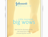 Johnson's New Head-To-Toe Baby Launch
