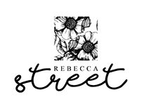 Rebecca Street Brand guidelines (re-brand)