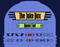 The Juke Box -font-