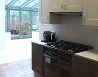 Belsize Park Kitchen