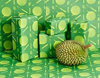 Makanlah Buah-Buahan Tempatan Wrapping Paper