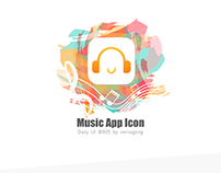 App Icon #daily UI 005