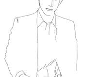 Lineado Keanu Reeves