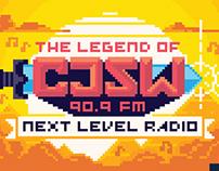 CJSW 90.9FM / NEXT LEVEL RADIO