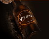 Branding Cervejaria Vikings