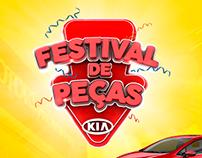 Festival de Peças - Martins Import Kia