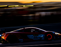 McLaren GT wins Bathurst12hr 2016