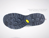 Vasque Breeze III Outsole