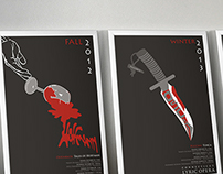 CT Lyrical Opera Posters