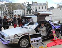 Victor Deguérande : La DeLorean