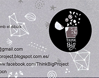 THINK BIG BUSSINESS CARD