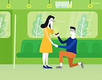The Proposal - Illustration