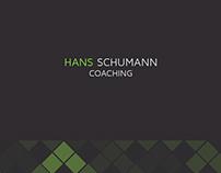 Hans Schumann Identity Design & Print Design