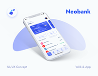 Neobank | Manage your personal finance