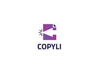 COPYLI || Logo design