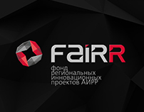 FAIRR. Branding of the fond AIRR.