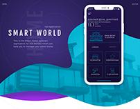 Smart Home App UI UX
