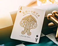 The Knights - Playing Cards