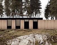 """""""28 house"""" modular house"""