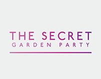 The Secret Garden Party Rebrand