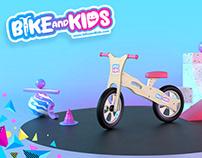 Bike and Kids