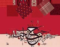 Calligraphy ,Marsala & Me.