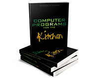 Computer Programs for the Kitchen Book Cover Design