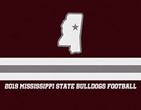 2019 Mississippi State Football Wallpapers