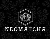 Neomatcha - Logo & Label Design