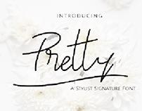 Pretty Font - Free