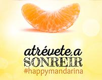 Happy Mandarina