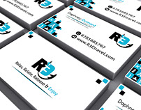 Logo and Business card design for R3E