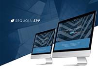 Corporate site SEQUOIA ERP