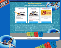 Buck County Courier Times Dynamic Landing Pages