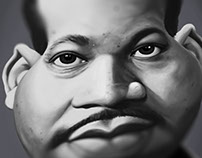 Celebrity Sunday - Martin Luther King Jr.