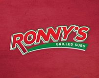 RONNY'S GRILLED SUBS