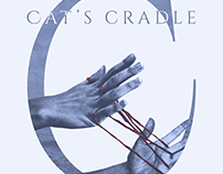 Cat's Cradle, Kurt Vonnegut poster/book cover