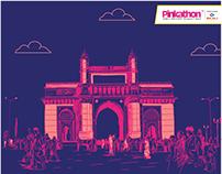 Bajaj Pinkathon Mumbai