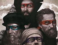 Mutant Ninja Artists